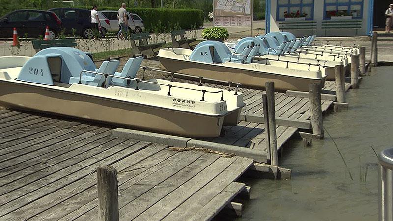 Neusiedler See Wasserstand