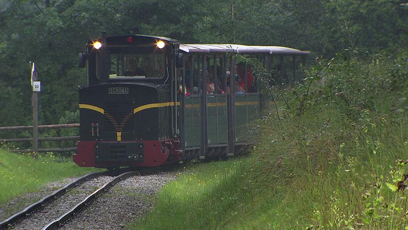 Museumsbahn Freilichtmuseum Großgmain