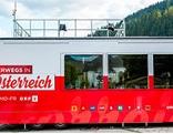 Unterwegs in Österreich Truck mobiles Studio GUMO