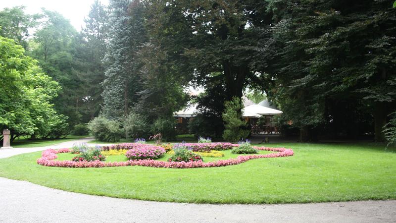 Innsbruck Hofgarten 3