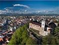 Ljubljana grad  rekordni obisk konec tedna