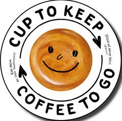 Linzer Initiative gegen Wegwerf-Kaffeebecher