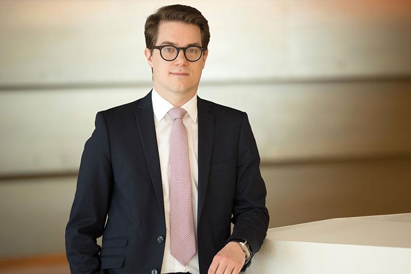Lukas Crepaz, Kaufmännischer Leiter der Salzburger Festspiele