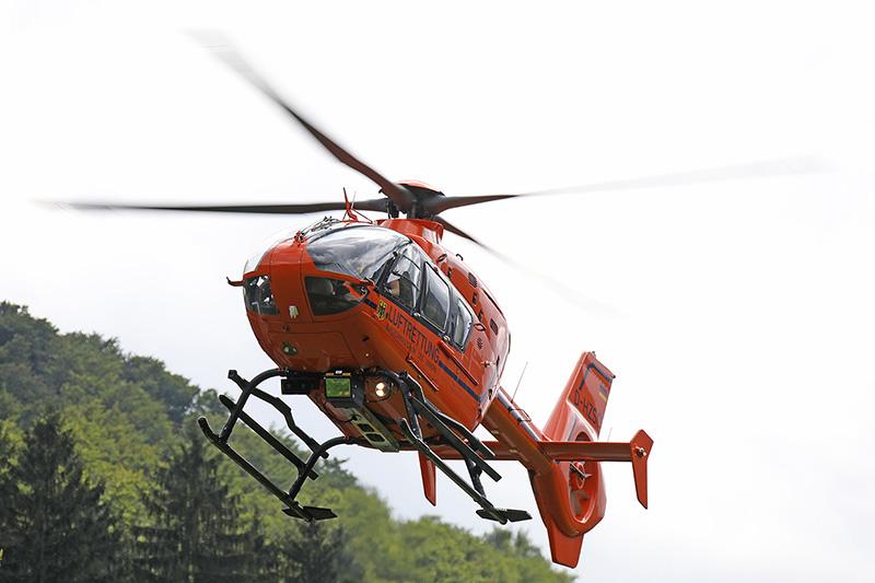 Hubschrauber Bayrisches Rotes Kreuz
