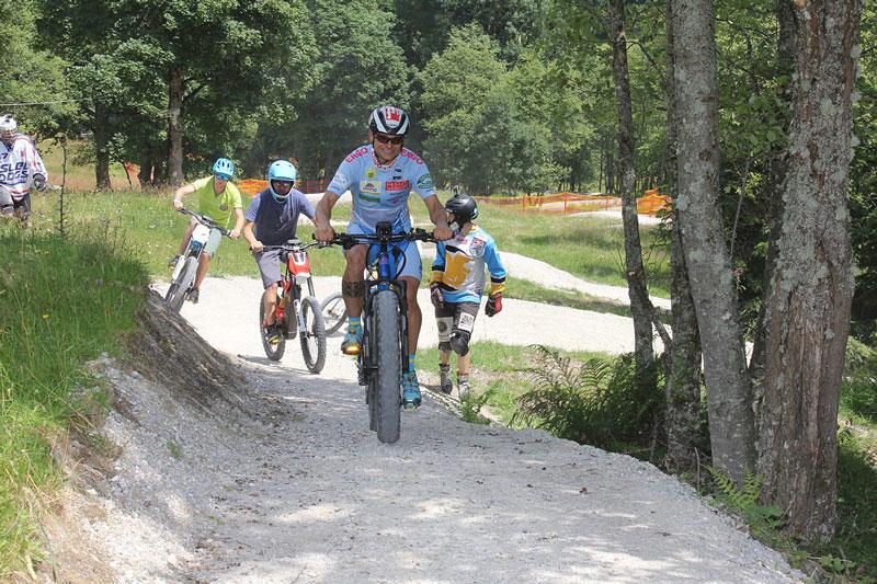 E-Enduro Bikepark Riesneralm
