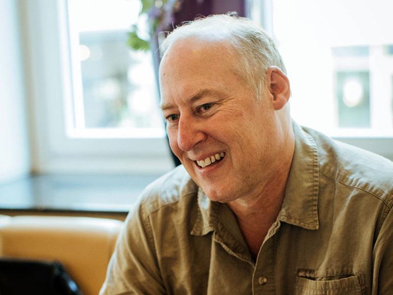 Stewart O' Nan