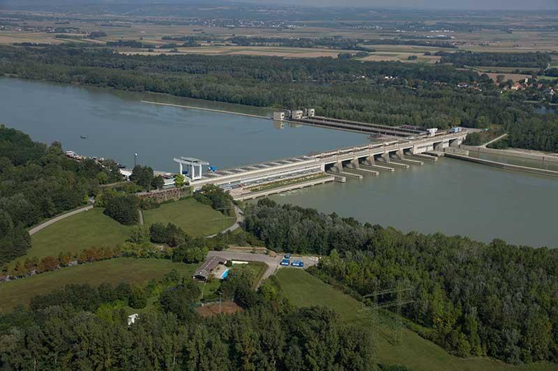 Donaukraftwerk Altenwörth