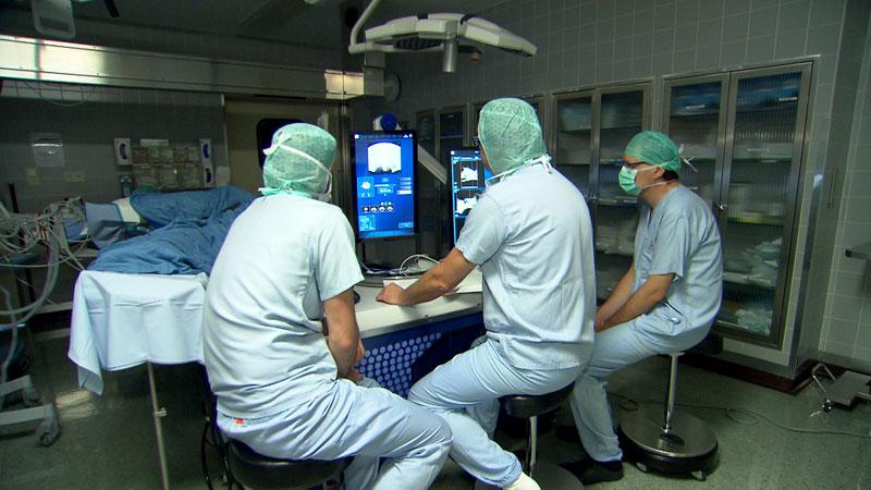 Schonende Form der Prostata-Operation