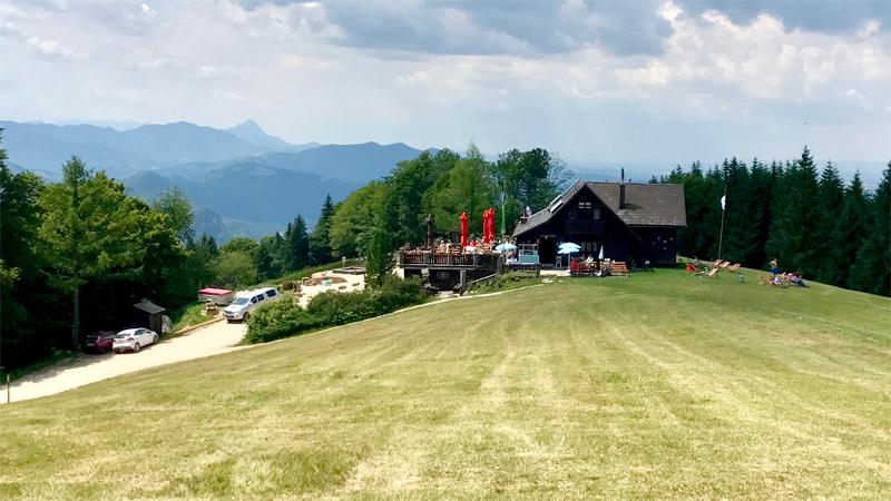 Meine Lieblingshütte Grünburger Hütte