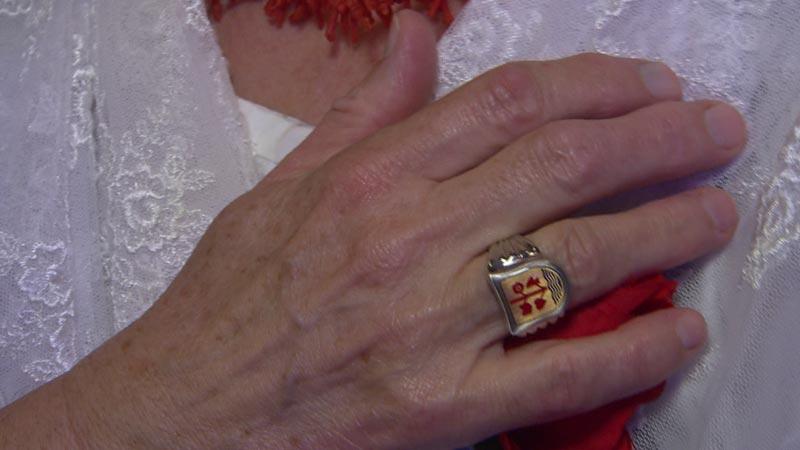 Časni prstanj za Jelku Perušić