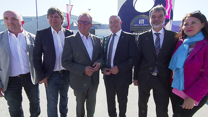 Inform 2017 Eröffnung Oberwart