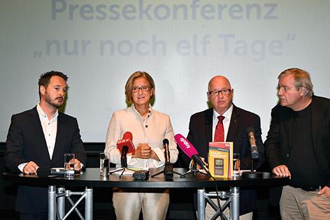 Pressekonferenz Haus der Geschichte