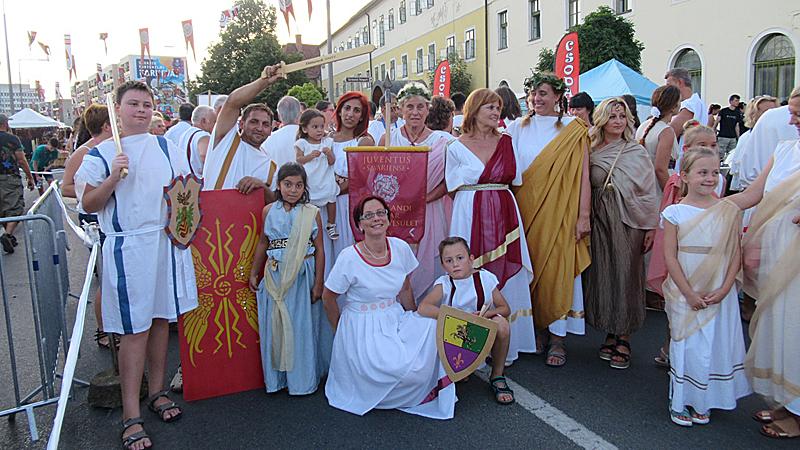 savaria karnevál, burgenlandi magyarok, umiz, kórus