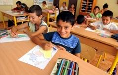 rómské děti