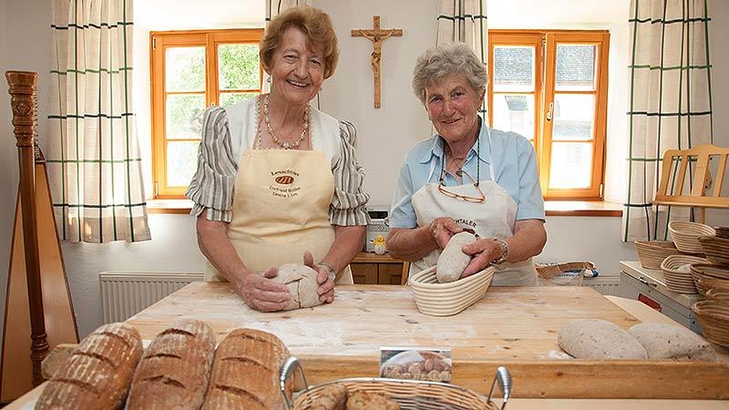 Brotfest Lesachtal Brotbacken Dorffest
