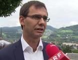 Landeshauptmann Markus Wallner