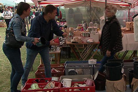 Wiesenmarkt Bleiburg Eröffnung