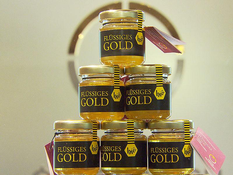 Flüssiges Gold Für Münze österreich Wienorfat