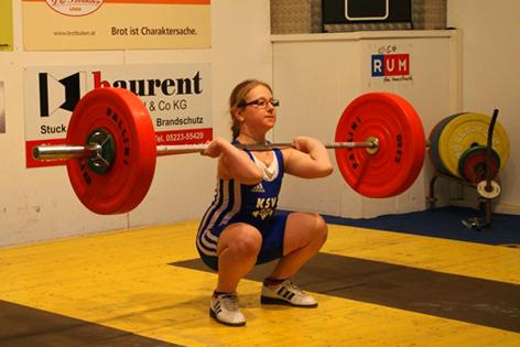 Vici Steiner erster Wettkampf 2013