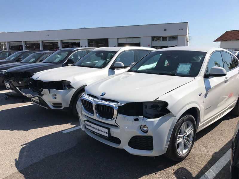 BMW Bande Autos