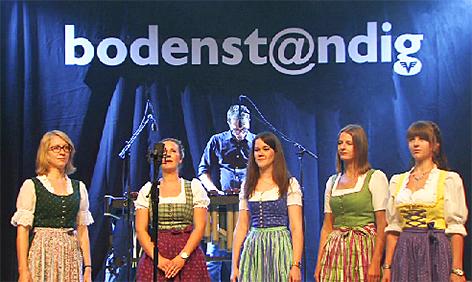 Festival Bodenständig im Petersbrunnhof