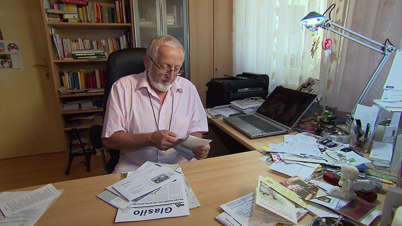 Branko Kornfeind kvalitet službeni jezik