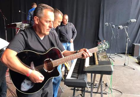 Romano Rath in Eisenstadt