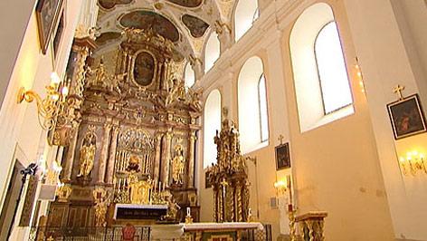Frauenkirchen zarándoklat
