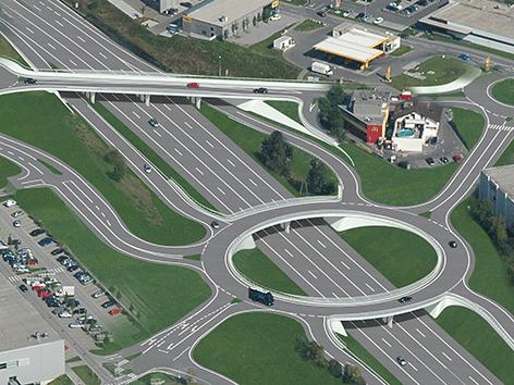 Großkreisverkehr