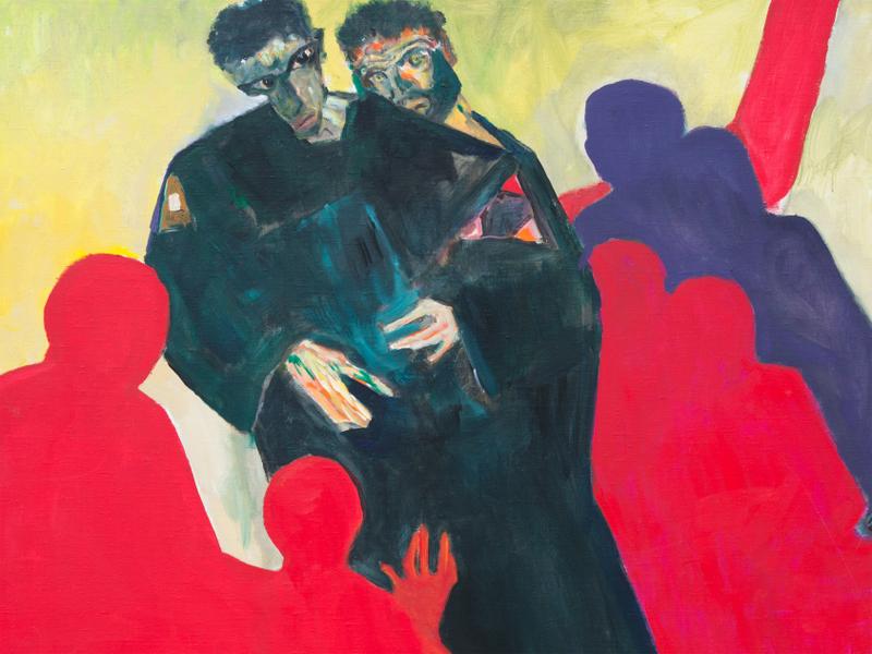 Hommage an Egon Schiele