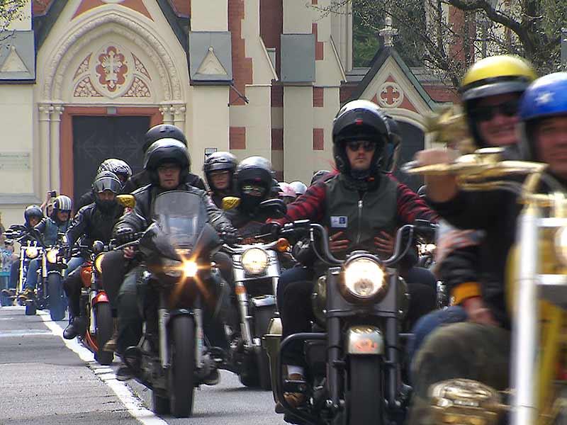 Bilanz Harley-Treffen Polizei