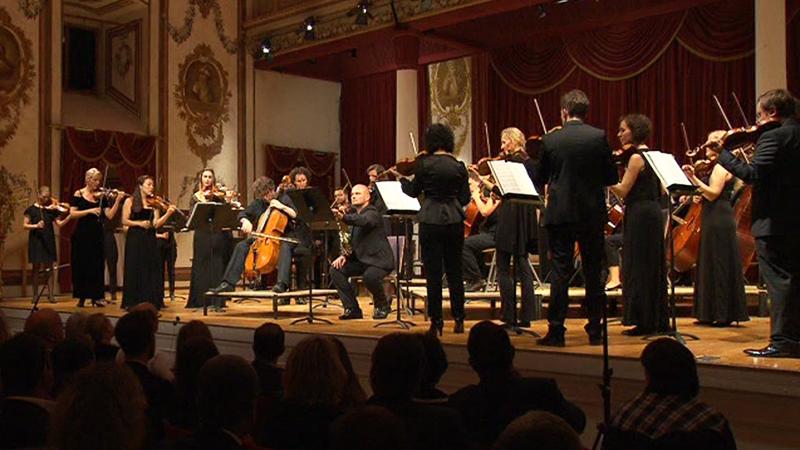Haydnphilharmonie  spielt