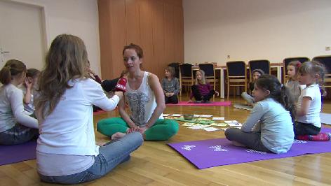 Yoga Julia Schweiger