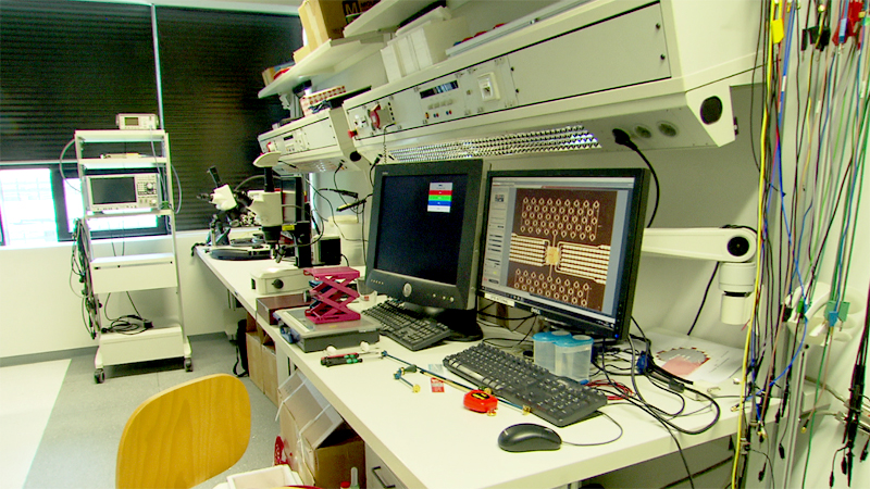 Labor Forschung Uni Linz