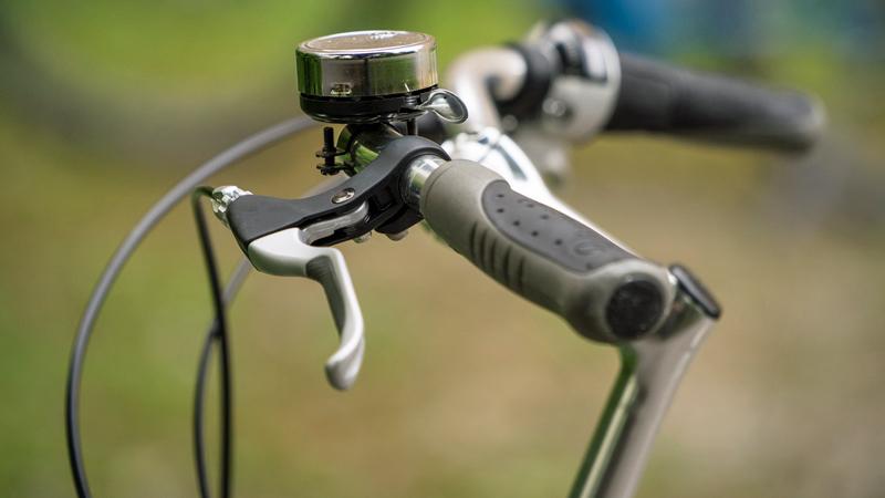 Fahrradlenker mit Klingel