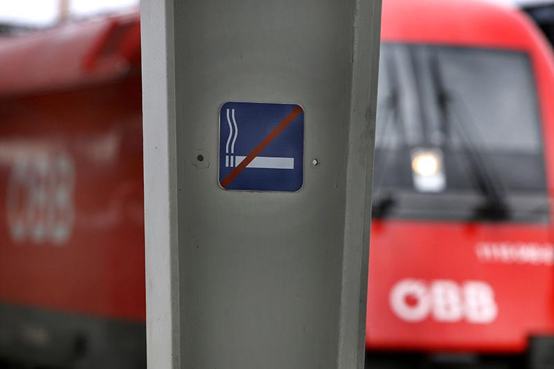 ÖBB-Rauchverbot