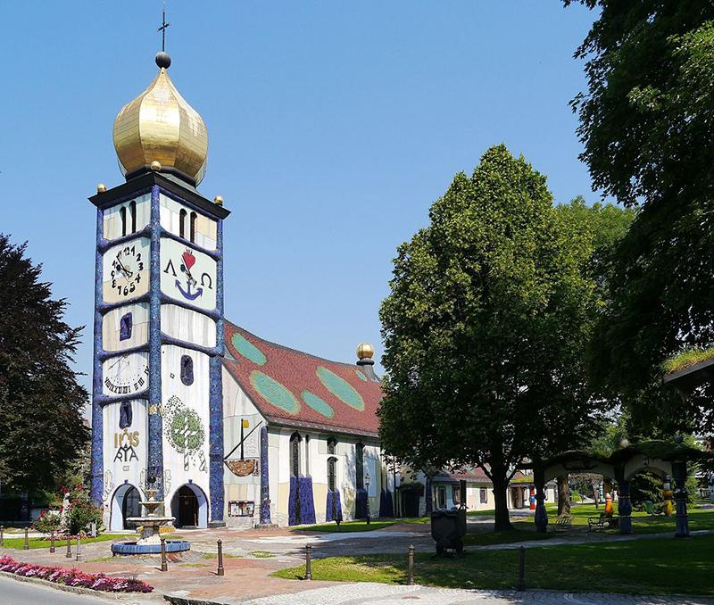 St. Barbara Kirche