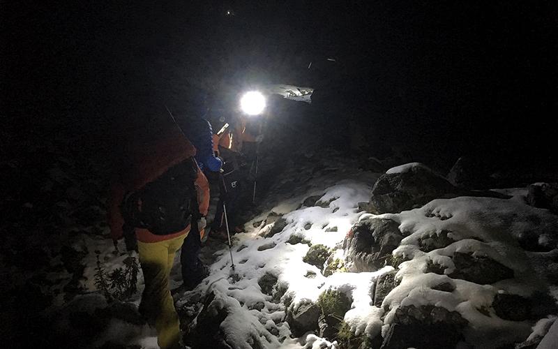 Bergrettungseinsatz Saalfelden