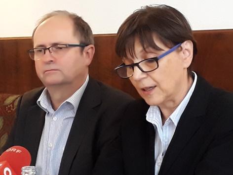 ARGE Volksgruppen | Pressekonferrenz vor den Nationalratswahlen 2017