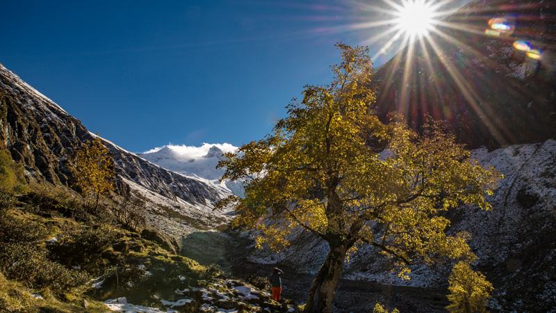 Im Einklang mit der Natur im Habachtal im Pinzgau