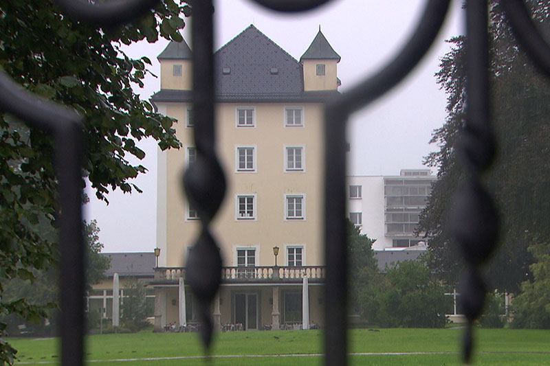 Schloss Kahlsperg in Oberalm