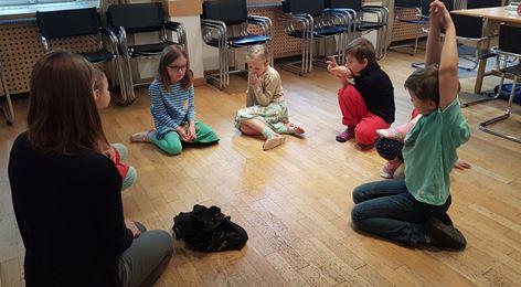 Slowakischunterricht für Kinder im Schulverein SOVA