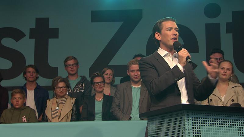 Kurz Wahlkampf Kärnten ÖVP