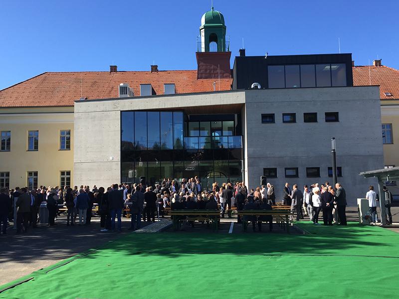 Neues Rathaus Oberwart
