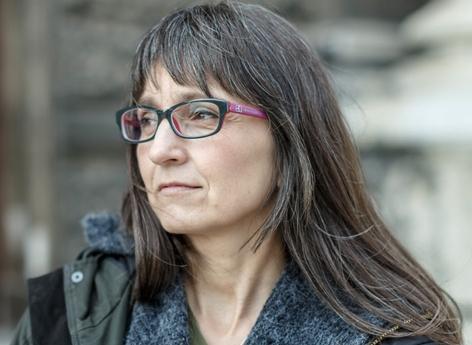 Autorin Karin Peschka