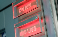 Radio allgemein on Air Moderation