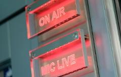 Radio allgemein on Air Moderation