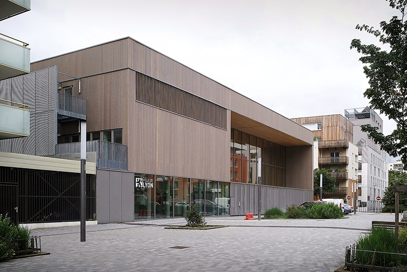Sportzentrum Lyon