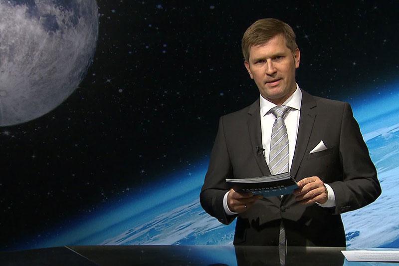 Joachim Brandl als Moderator