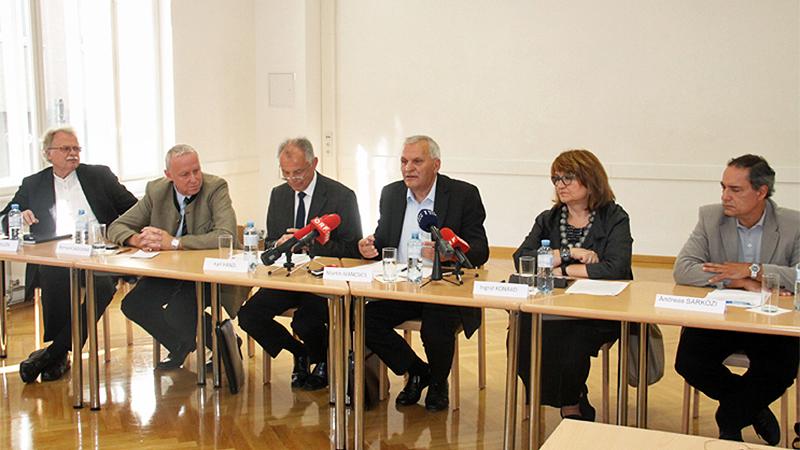 Sitzung der Volksgruppenbeiräte